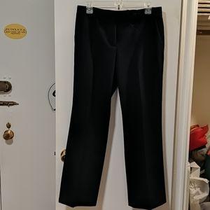 Petite Calvin Klein Navy Blue Dress Pants
